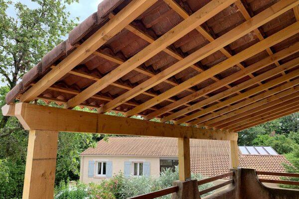 Rénovation Des Charpentes